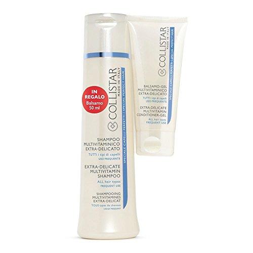 Collistar Set Shampoo + Balsamo - 300 Ml
