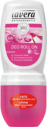 Lavera Deo Roll On 24 H - 50 ml.