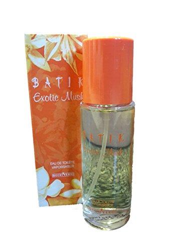 Exotic Musk Eau de Toilette 100 ml Spray Donna