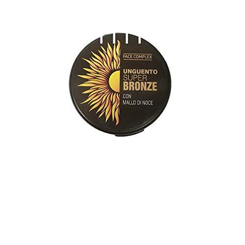 FACE COMPLEX UNGUENTO SUPER BRONZE CON MALLO DI NOCE 200ml