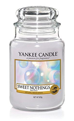 Yankee Candle Candela Grande Vaso, Paroline Dolci, 623gr