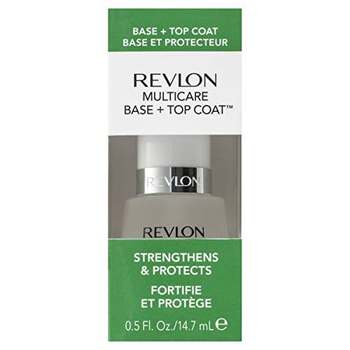 Revlon Multicare base + Top Coat, 1er Pack (1x 15g)