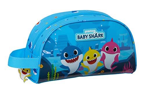 Beauty case grande di Baby Shark, 260 x 160 x 90 mm