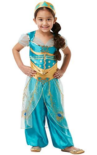 Rubie's - Costume ufficiale Disney Live Action da Aladino e Jasmine, per bambini