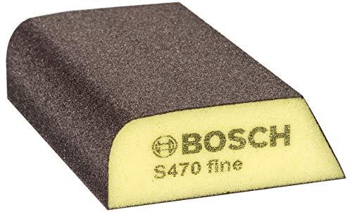 Bosch Professional BOS-2608608223 Bosch 2608608223-Taco Combi: 69x97x26mm: Fino, Blu/Grigio, Fine