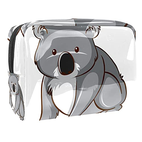 Carino Divertente Australia Koala Makeup Bag Organizzatore Multifuncition Viaggio Impermeabile Toiletry Bag con Cerniera per le Donne