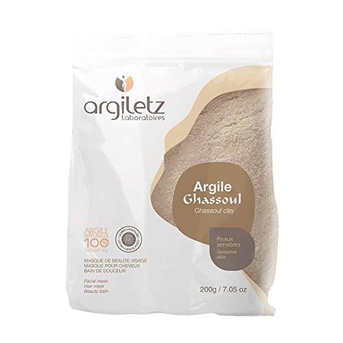 Argiletz Ghassoul - Maschera da bagno e viso, 200 g