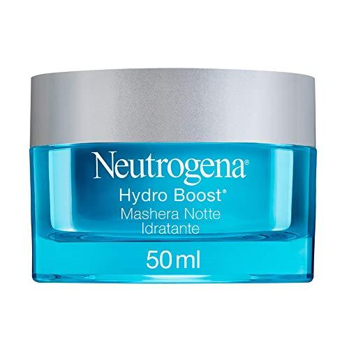 Neutrogena, Maschera da Notte Idratante, Hydro Boost, 50ml