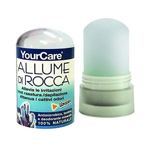 Yourcare Stick Allume Di Rocca Pocket 60G Senza Appendibile - 60 ml