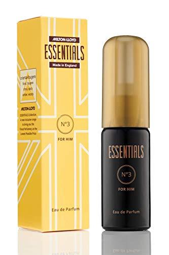Milton-Lloyd ESSENTIALS Milton-lloyd Essentials No 3 - Fragrance For Men - 50ml Eau De Parfum