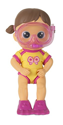 IMC Toys Bloopies Lovely Amici del Bagnetto, Colore Pink, 95625IM