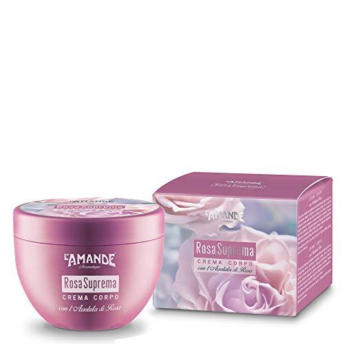 l'Amande Crema Corpo Rosa Suprema-300ml