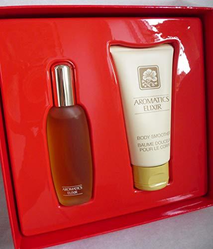 Clinique Aromatics Elixir Duo Set Regalo Profumo Spray & Lozione Corpo Nuovo