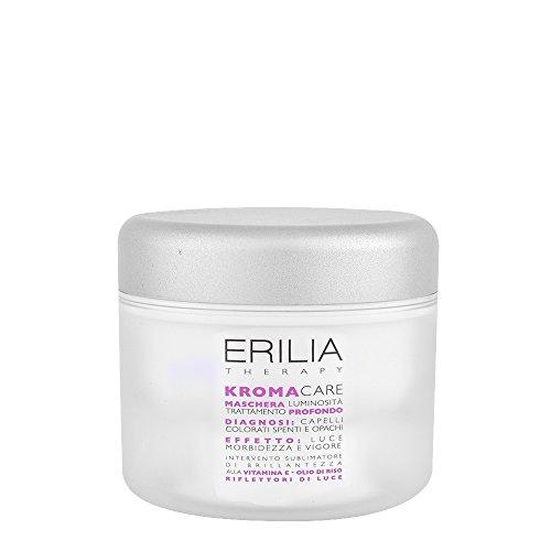 Erilia Kroma Care Maschera Luminosità Trattamento Profondo 200ml - per capelli colorati