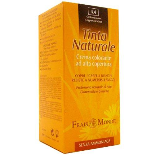 TINTA NATURALE FRAIS MONDE COLORE 4.4 CASTANO RAME