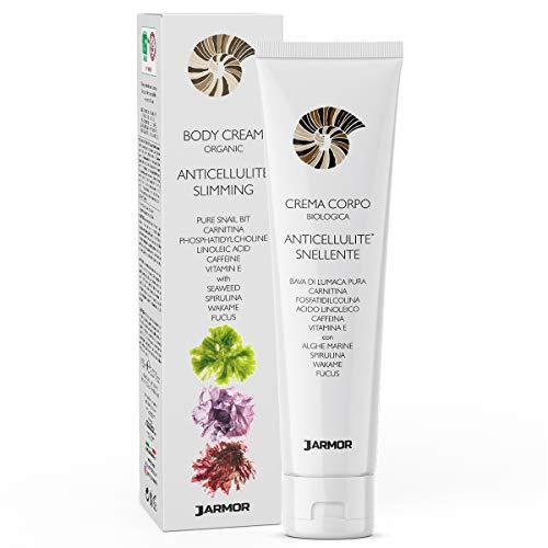 Crema Anticellulite Professionale | Crema Dimagrante Corpo Bava Di Lumaca Forte Snellente Biologico