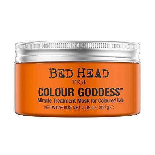 TIGI Bed Head Colour Goddess Miracle Treatment Maschera per Capelli Colorati