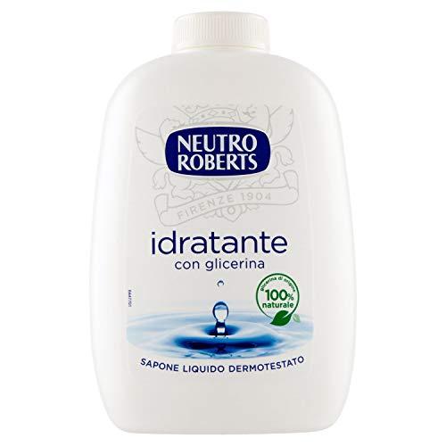NEUTRO ROBERTS Sapone Liquido Idratante Ricarica - 200 ml