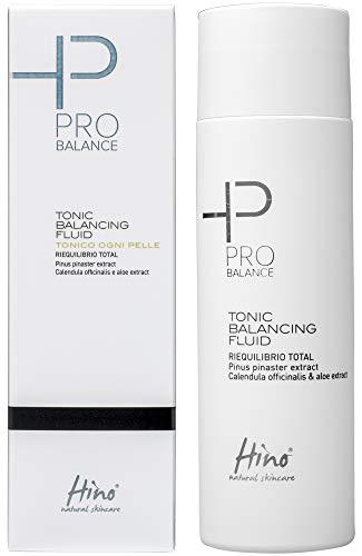 Hino Natural Skincare Tonic Balancing Fluid - Tonico Ogni Pelle - 200 Ml