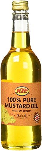 KTC Olio di Senape - 3 pezzi da 500 ml [1500 ml]