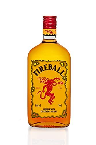 Fireball Cinnamon Whisky Liqueur, 700 ml