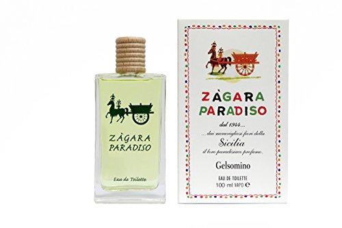 Zagara Paradiso dal 1944 Gelsomino Eau de Toilette 100ml spray