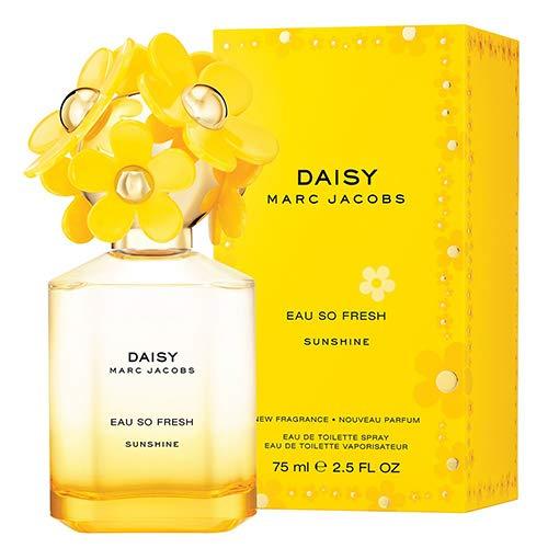 Marc Jacobs Daisy Eau So Fresh Eau de Toilette Donna, 75 ml