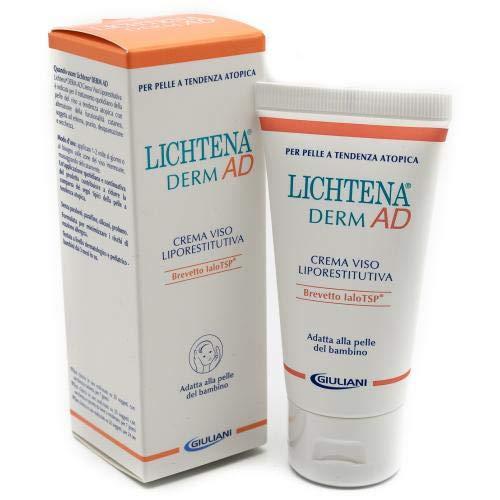 Lichtena Derm AD Crema Viso Liporestitutiva Pelle Atopica 40 ml