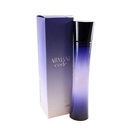 Armani - ARMANI CODE FEMME edp vapo 75 ml