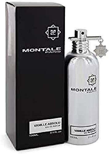 Montale Vanille Absolu by Montale Eau De Parfum Spray (Unisex) 3.4 oz / 100 ml (Women)