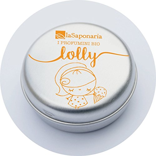 La Saponaria, Profumino bio Lolly - dolce e avvolgente (15ml)