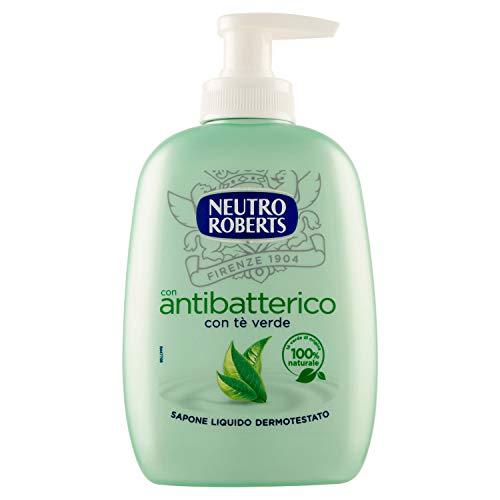 Neutro Roberts Sapone Liquido Erogatore Antibatterico, 200ml