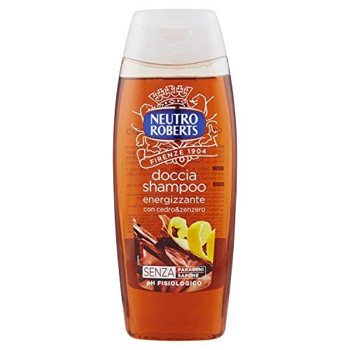 Neutro Roberts Doccia Shampoo Energizzante - 6 Confezioni da 250 ml - Totale: 1500 ml
