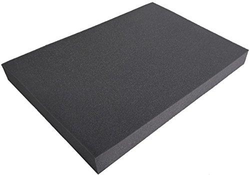 Tappetino in gommapiuma cuscino in gommapiuma imbottitura per sedia rivestimento multifunzionale 500mm x 350mm x 50 mm