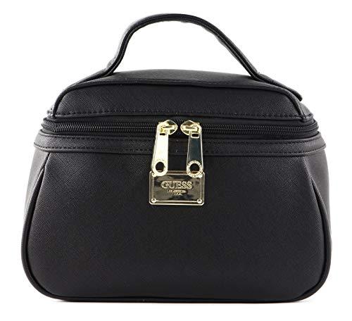 Guess Coreen Beauty Bag Black