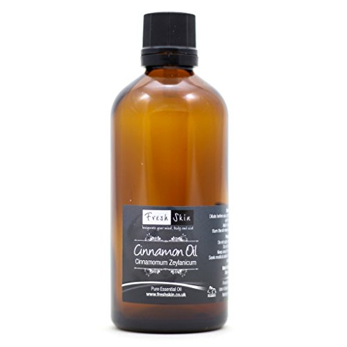 Olio essenziale, alla cannella, 100 ml