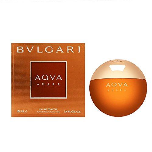 Bvlgari Aqva Amara Eau de Toilette, Uomo, 100 ml