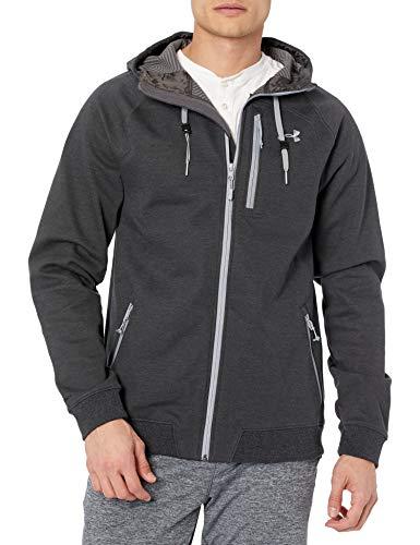 Men's ColdGear Infrared Dobson Softshell Jacket Asphalt Heather