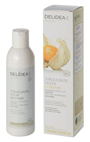 delidea Bio Struccante Per Occhi reizlindernd physalys e fiori d' arancio, 1er Pack (1X 1pezzi)