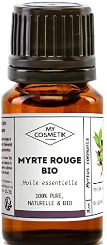 Olio Essenziale di Mirto rosso Organico - MyCosmetik - 10 ml