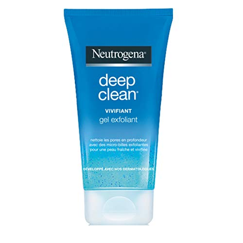 Neutrogena – Deep Clean Gel Esfoliante minuscole – Tubo 150 ml