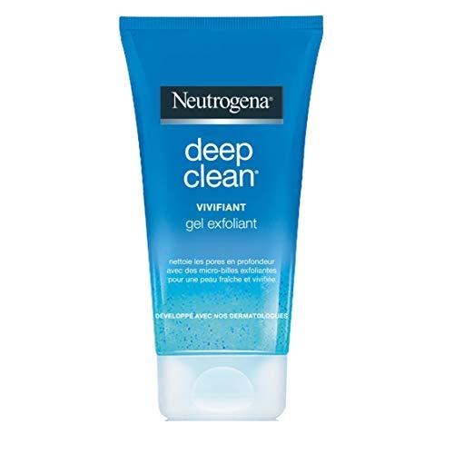 Neutrogena–Deep Clean Gel Esfoliante minuscole–Tubo 150ml