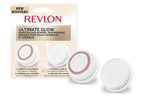 Testine Ultimate Glow RVSP3538CB di Revlon per pelli sensibili e normali