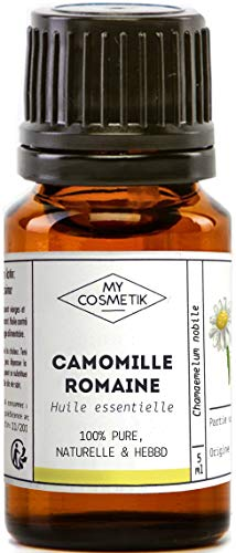 Olio essenziale di camomilla romana (nobile) - MyCosmetik- 10 ml