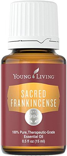 Young Living - Olio essenziale di incenso sacro, 15 ml