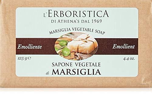 Sapone vegetale di Marsiglia 125 g.
