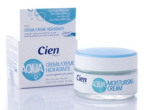 Gel crema idratante Cien Aqua