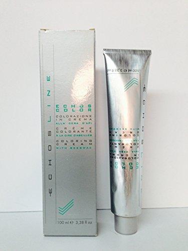 Echosline Echos Color Crema Colorante Professionale – Tinta Capelli Biondo Scuro Extra (66.0) - 100 ml