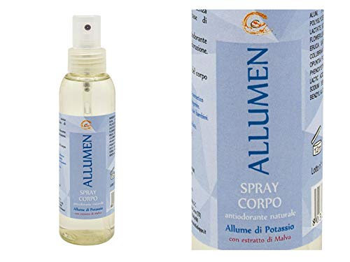 Carone - Allume di Potassio - Spray Antiodorante 125ml