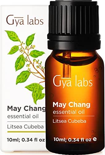 Gya Labs May Chang Essential Oil
